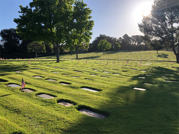 Goleta Cemetery District - Photo of grounds