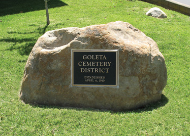 Goleta Cemetery District